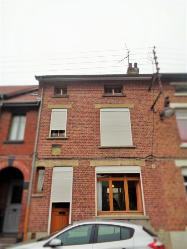 Vente maison / villa Bethune 100500€ - Photo 8