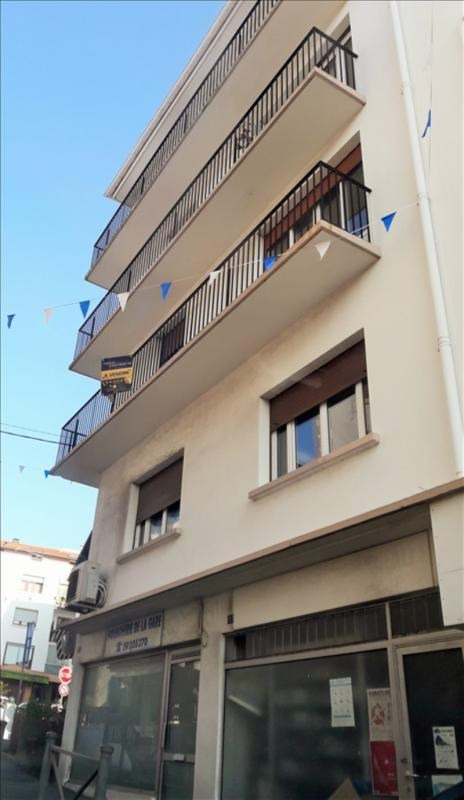 Sale apartment Hendaye 124000€ - Picture 1