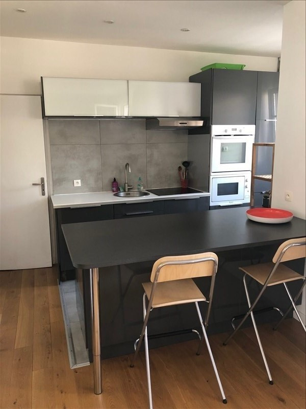 Location appartement Paris 17ème 1 140€ CC - Photo 1