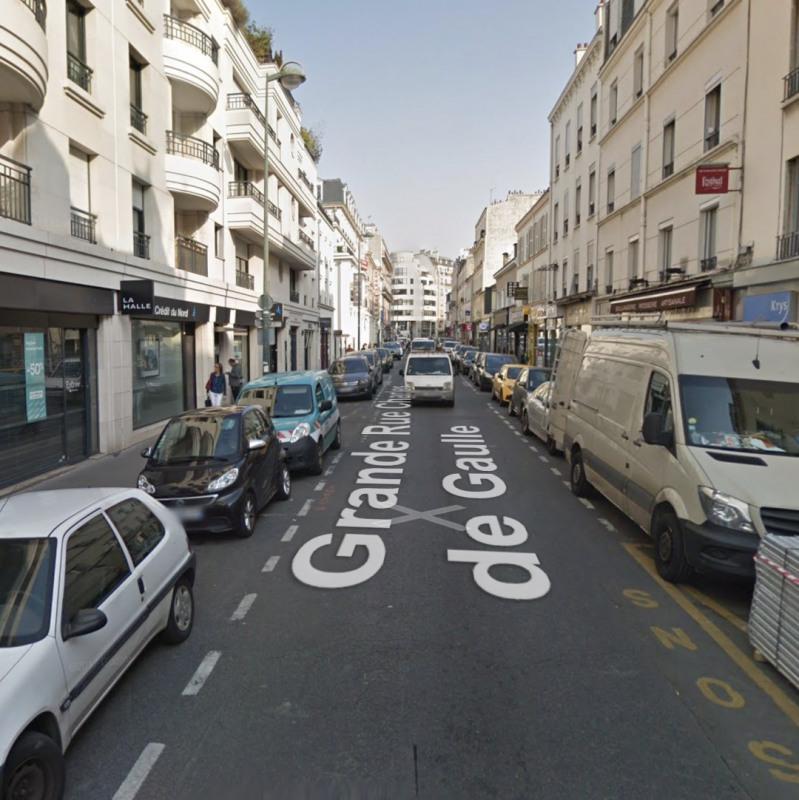 Cession asnières Emplacement N°1 Petit loyer