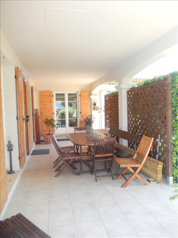 Sale house / villa Roquebrune sur argens 548000€ - Picture 4