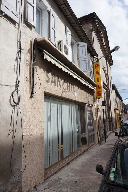 Rental empty room/storage Lodeve 450€ +CH/ HT - Picture 1
