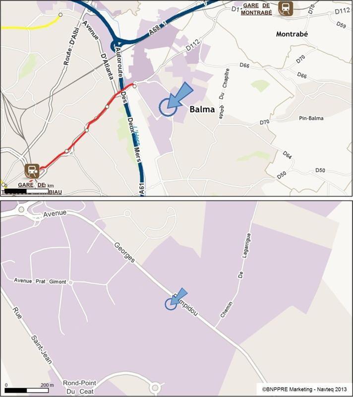Location Bureau Balma 0
