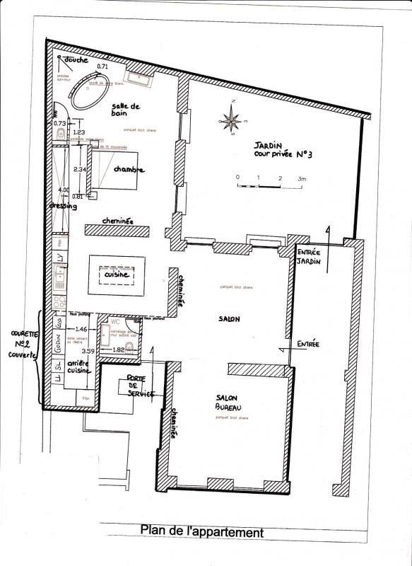 Vente de prestige appartement Paris 9ème 1440000€ - Photo 10