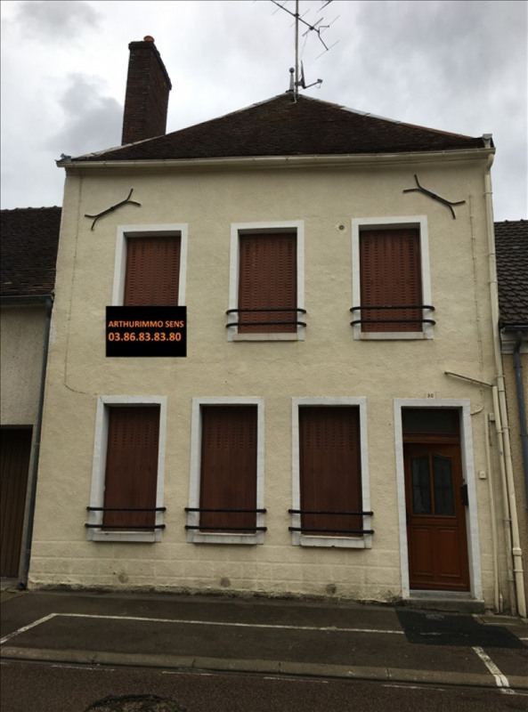 Vente maison / villa Villeneuve l archeveque 87000€ - Photo 1
