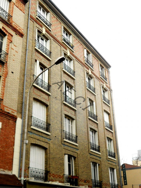 Vente immeuble Bois-colombes 858 000€ - Photo 1