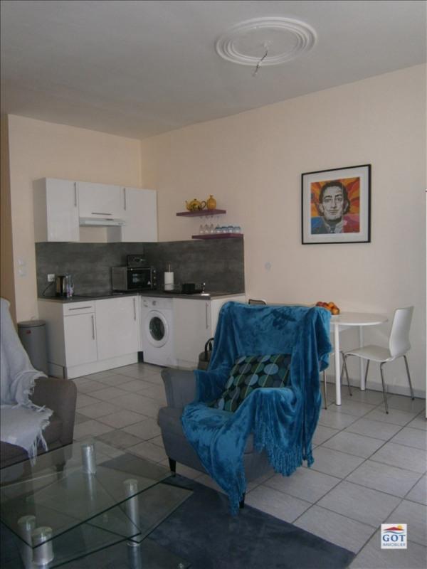 Location appartement St laurent de la salanque 580€ CC - Photo 1