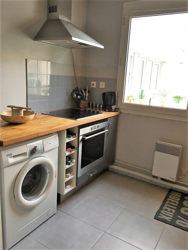 Location appartement Asnieres 1 100€ CC - Photo 3