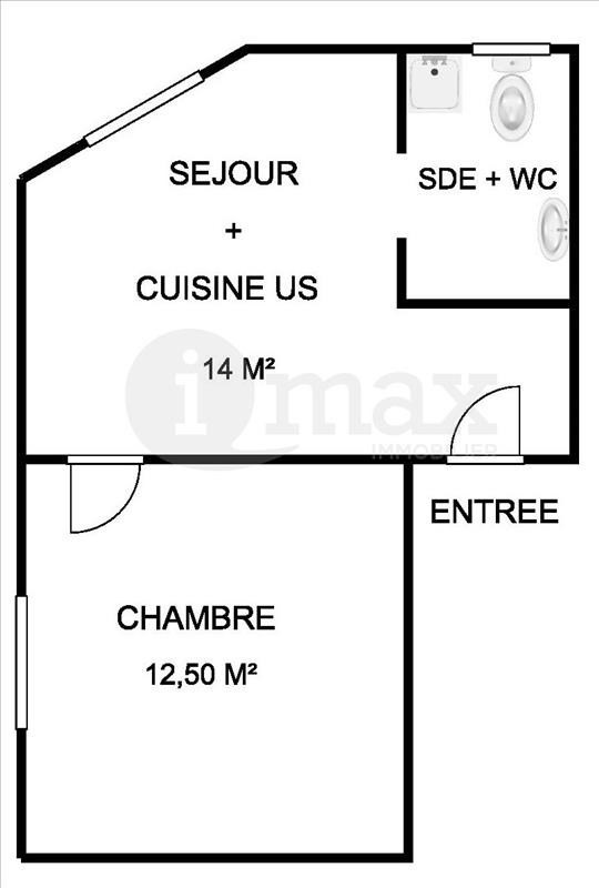 Sale apartment Asnieres sur seine 200 000€ - Picture 3