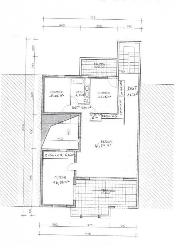 Vente appartement Ajaccio 540000€ - Photo 26