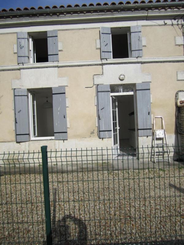 Rental house / villa Lachaise 450€ CC - Picture 1