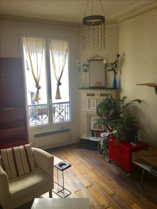 Vente appartement Paris 18ème 288000€ - Photo 1