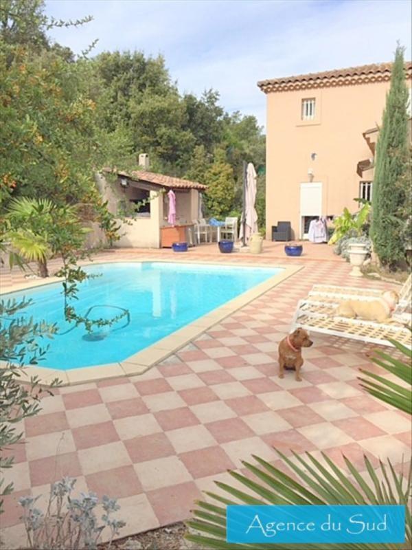 Vente maison / villa Mimet 495000€ - Photo 1