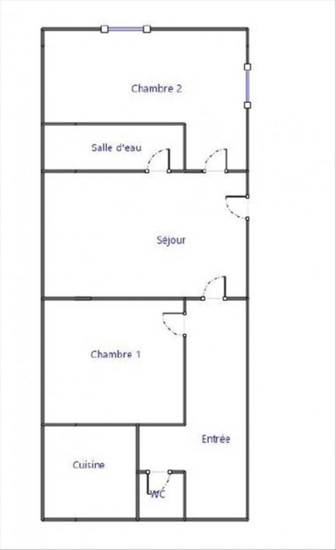 Vente appartement Asnieres sur seine 229500€ - Photo 2
