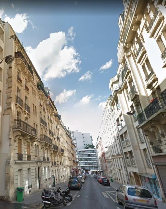 Sale apartment Paris 15ème 355000€ - Picture 1