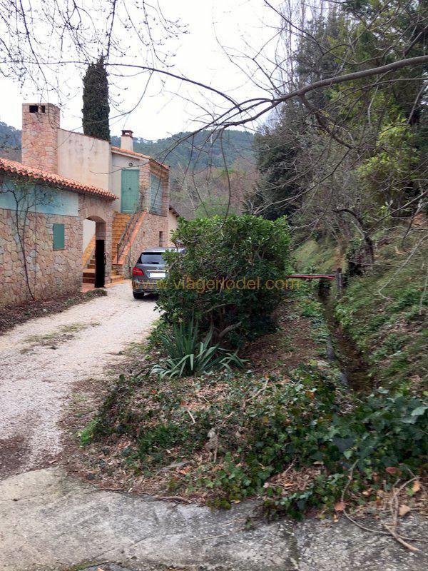 Vendita nell' vitalizio di vita casa Méounes-lès-montrieux 130000€ - Fotografia 11