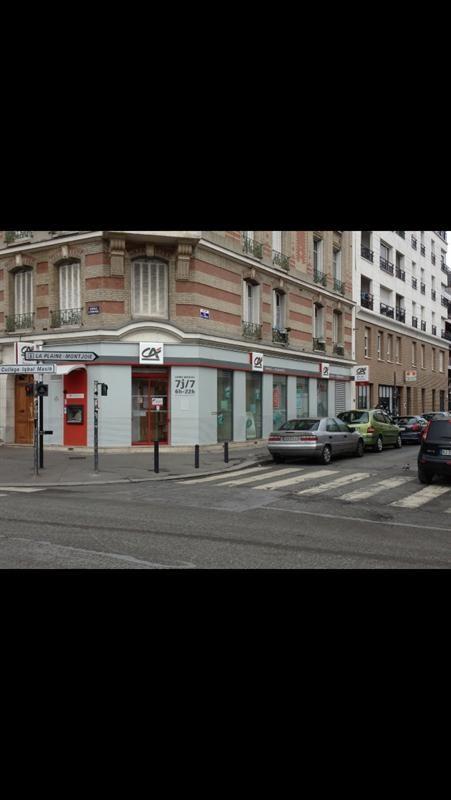 Location Boutique La Plaine Saint Denis 0