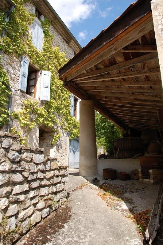 Vente de prestige maison / villa Mirabel-et-blacons 670000€ - Photo 20
