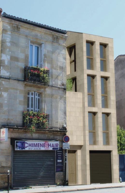 Vente appartement Bordeaux 445186€ - Photo 1