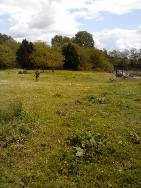 Vente terrain Cublac 28800€ - Photo 1