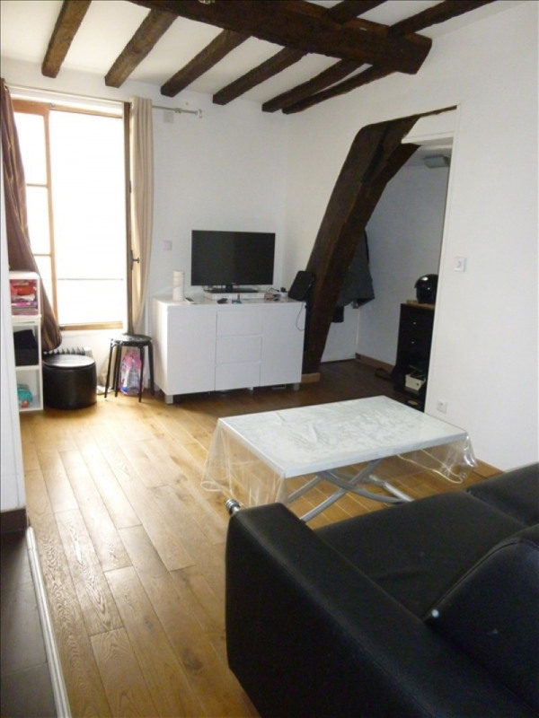 Vente appartement Paris 4ème 430 000€ - Photo 1