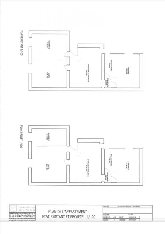 出售 公寓 Paris 18ème 745000€ - 照片 2