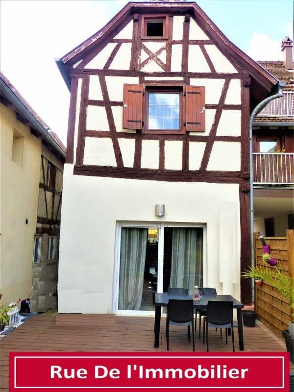 Sale house / villa Geudertheim 223990€ - Picture 4