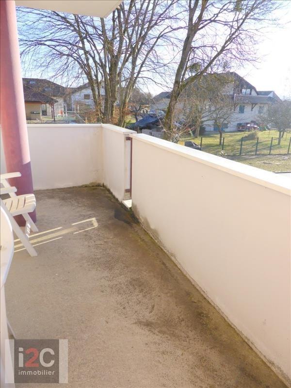 Vendita appartamento Segny 259000€ - Fotografia 4