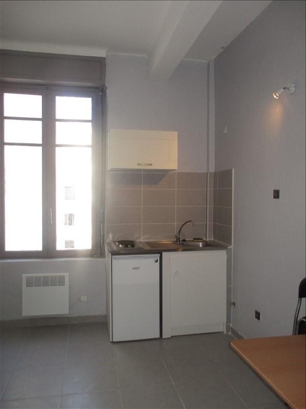 Rental apartment Nimes 350€ CC - Picture 2