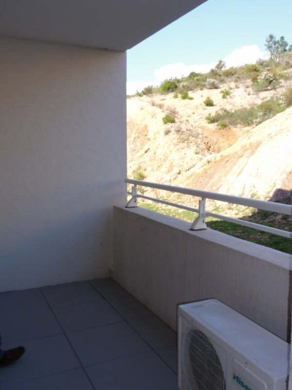 Rental apartment St raphael 633€ CC - Picture 1