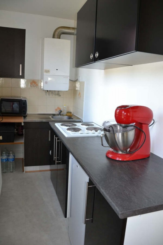 Rental apartment Le mesnil esnard 397€ CC - Picture 2