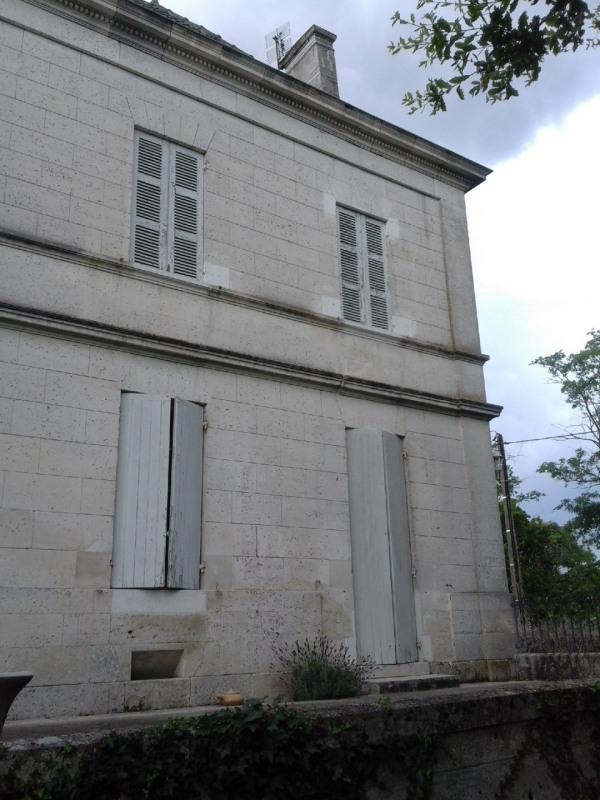 Location maison / villa Barbezieux-saint-hilaire 510€ CC - Photo 1