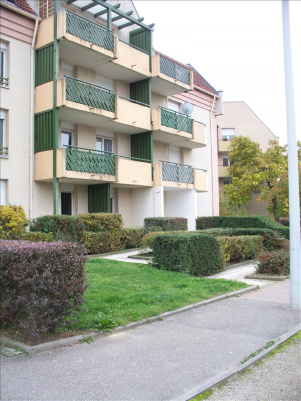 Verkauf wohnung Strasbourg 75000€ - Fotografie 1