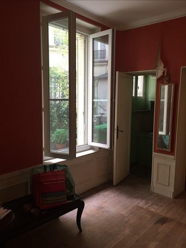 Verkoop  appartement Paris 8ème 190000€ - Foto 4