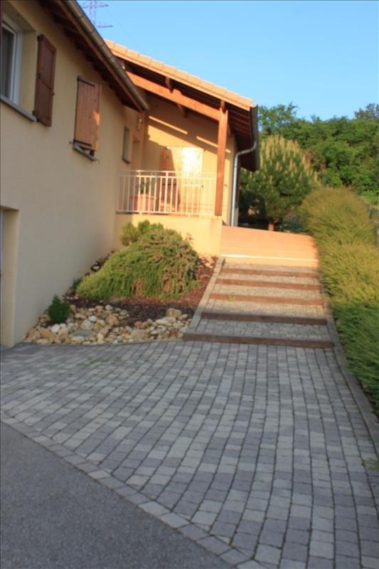 Vente maison / villa Clonas sur vareze 284000€ - Photo 2