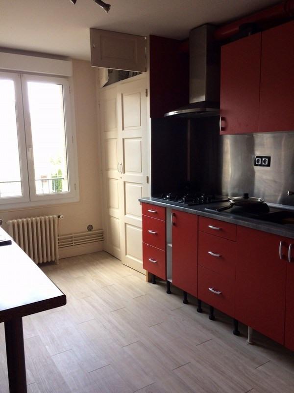 Rental apartment Coutances 408€ CC - Picture 1