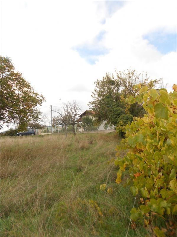 Vente terrain St marcellin 110000€ - Photo 2