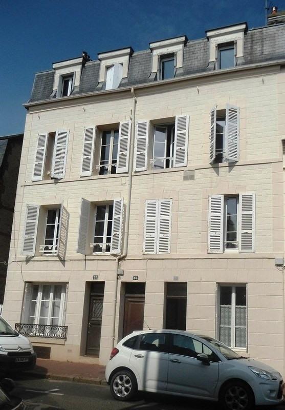 Verkoop  appartement Deauville 192600€ - Foto 1