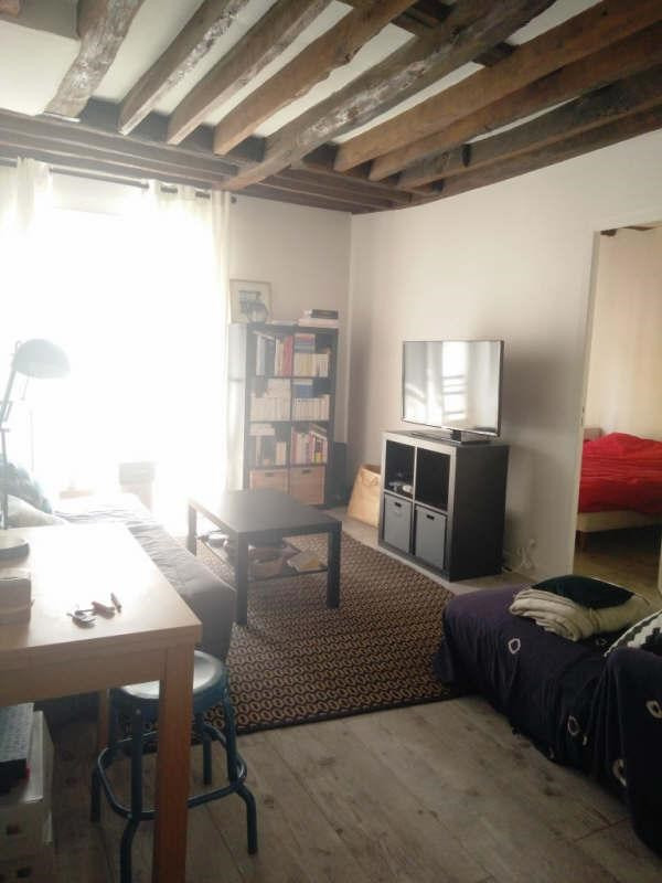 Locação apartamento Paris 7ème 1370€ CC - Fotografia 3