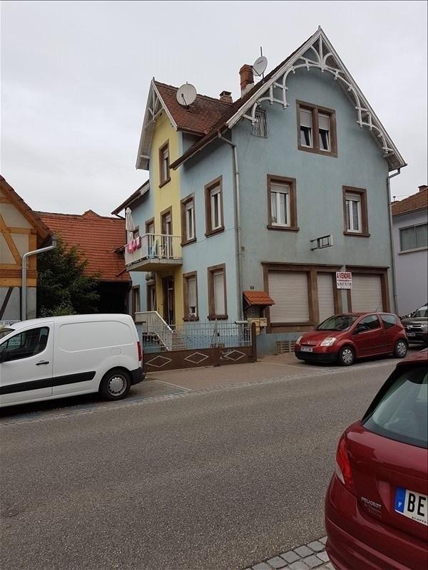 Vente maison / villa Soultz sous forets 255000€ - Photo 1
