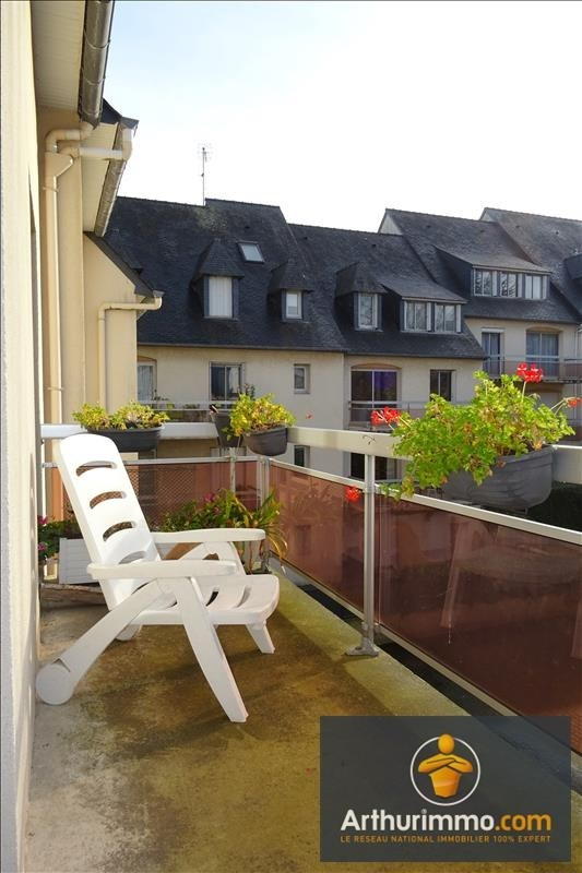 Rental apartment St brieuc 590€ CC - Picture 2