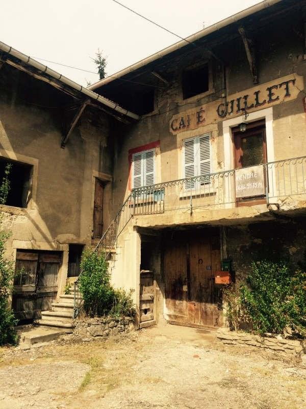 Sale house / villa Villebois 85000€ - Picture 1