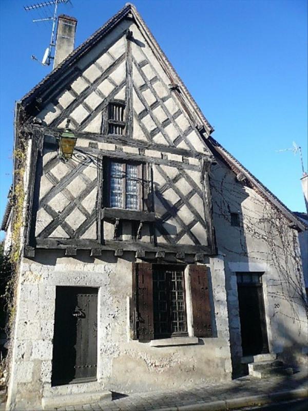Sale house / villa Lere 99000€ - Picture 1