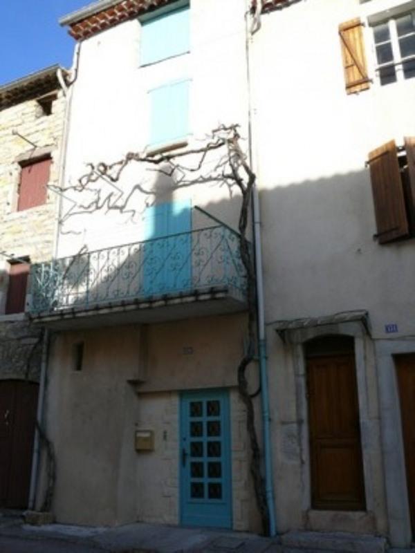 Location appartement Villeneuve-de-berg 420€ CC - Photo 1