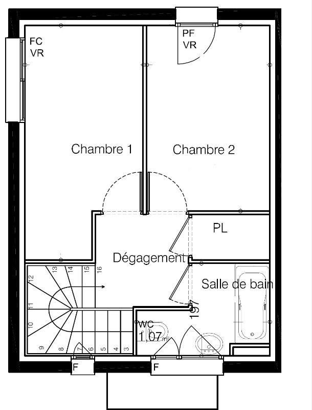 Achat maison 3 pi ces divonne les bains maison neuve f3 for Achat maison divonne les bains