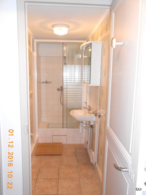 Rental apartment Villeurbanne 550€ CC - Picture 1