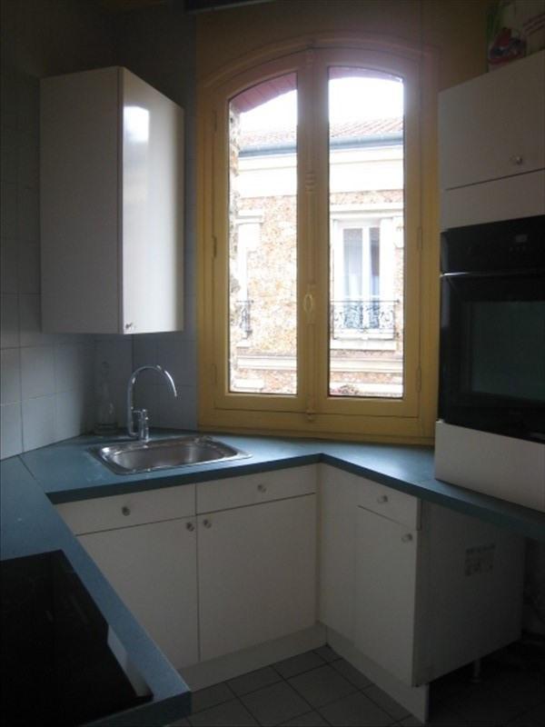 Rental apartment St cloud 1080€ CC - Picture 4