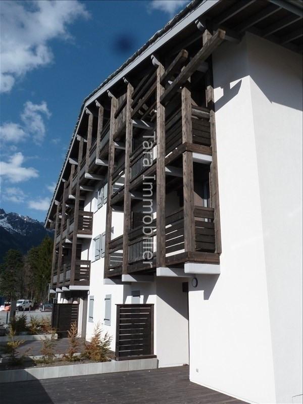 Deluxe sale apartment Chamonix mont blanc 600000€ - Picture 1