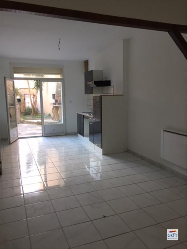 Location appartement St laurent de la salanque 500€ CC - Photo 1