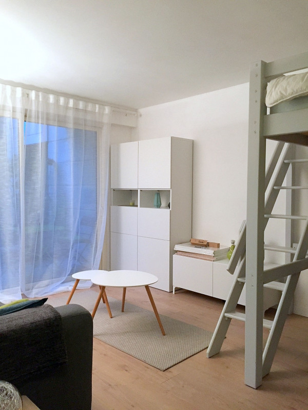 Location appartement Paris 15ème 940€ CC - Photo 1